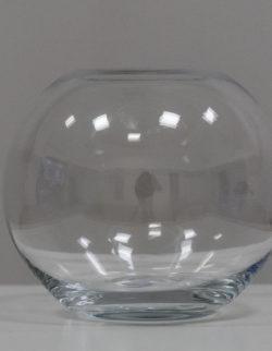 Vaso sfera H16 D18 Foro 10,5 Molato