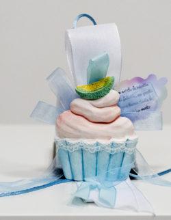 Fiocco cupcake